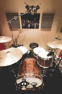 Grant Kershaw | Session Drummer | Drum Studio
