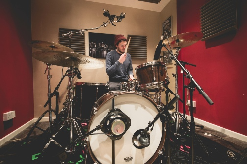 Grant Kershaw | Session Drummer